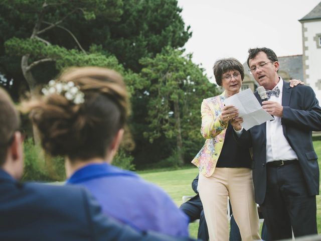 Le mariage de Guillaume et Marie-Sarah à Saint-Briac-sur-Mer, Ille et Vilaine 21