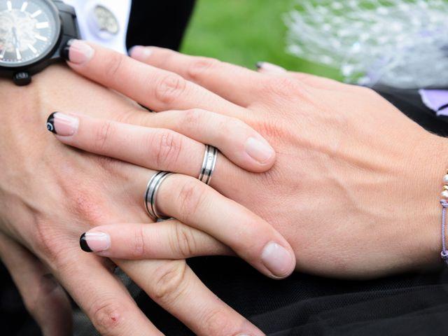 Le mariage de Guillaume et Mélanie à Verneuil-en-Halatte, Oise 18
