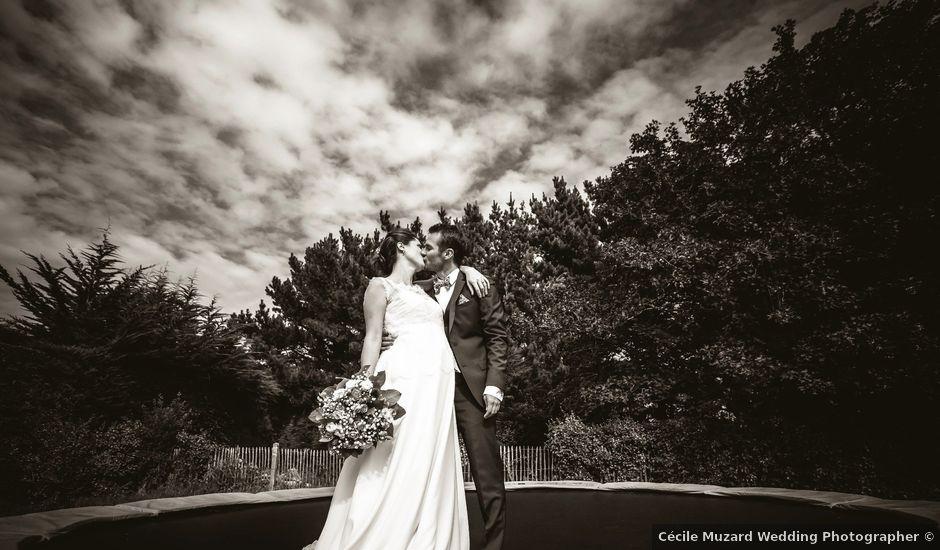 Le mariage de Guillaume et Marie-Sarah à Saint-Briac-sur-Mer, Ille et Vilaine