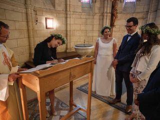 Le mariage de Blandine et Dorian 2