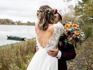 Le mariage de Marine et Erwann