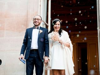 Le mariage de Miriam et Yaya