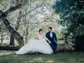 Le mariage de Mégane et Joel