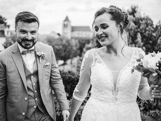 Le mariage de Sabrina et Damien
