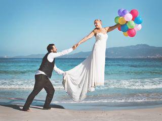Le mariage de Letizia et Jean-Noel