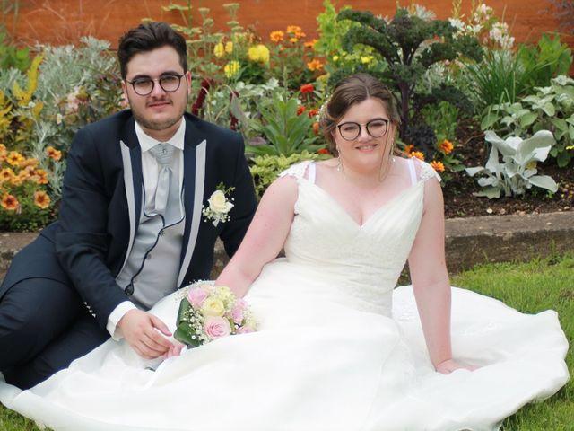 Le mariage de Zacharie et Ophélie  à Héricourt, Haute-Saône 1