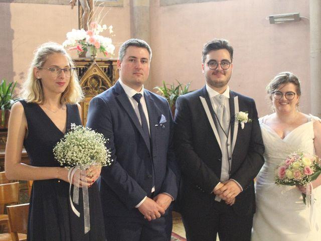 Le mariage de Zacharie et Ophélie  à Héricourt, Haute-Saône 5