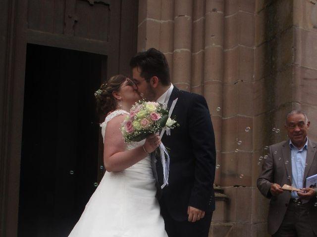 Le mariage de Zacharie et Ophélie  à Héricourt, Haute-Saône 11