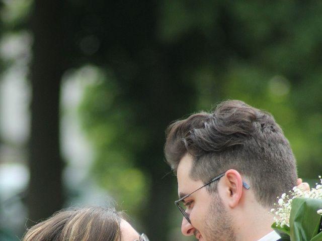 Le mariage de Zacharie et Ophélie  à Héricourt, Haute-Saône 15
