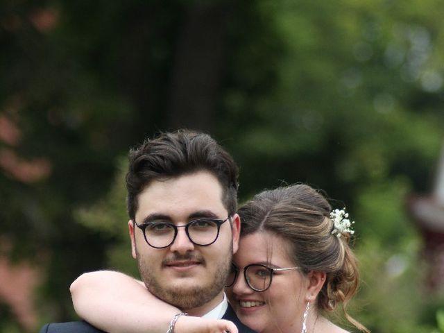 Le mariage de Zacharie et Ophélie  à Héricourt, Haute-Saône 17