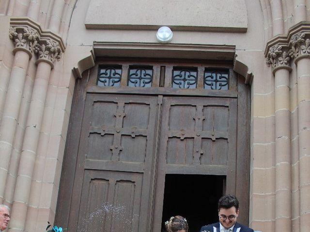 Le mariage de Zacharie et Ophélie  à Héricourt, Haute-Saône 19