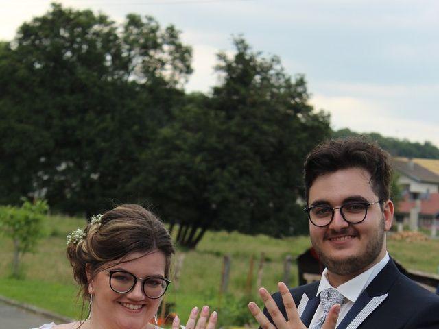 Le mariage de Zacharie et Ophélie  à Héricourt, Haute-Saône 20