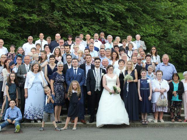 Le mariage de Zacharie et Ophélie  à Héricourt, Haute-Saône 21