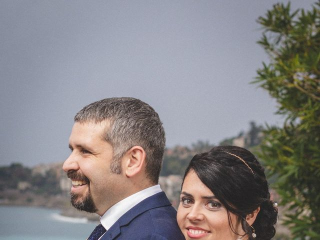 Le mariage de Yves et Hélène à Menton, Alpes-Maritimes 2