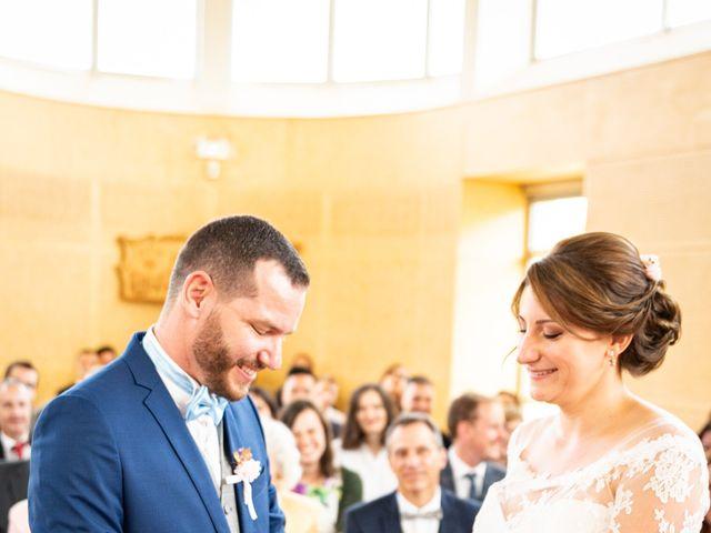 Le mariage de Cédric et Audrey à Meyzieu, Rhône 16