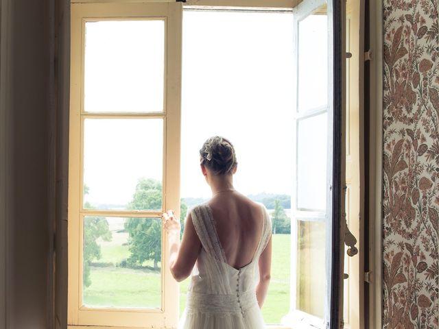 Le mariage de Louis et Marine à Sens-Beaujeu, Cher 4