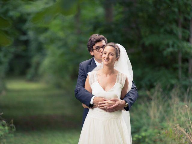 Le mariage de Louis et Marine à Sens-Beaujeu, Cher 8