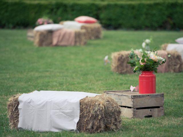Le mariage de Louis et Marine à Sens-Beaujeu, Cher 9