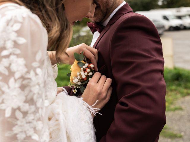 Le mariage de Erwann et Marine à Riaillé, Loire Atlantique 1
