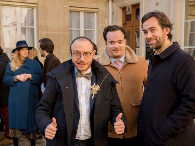 Le mariage de Yaya et Miriam à Paris, Paris 4