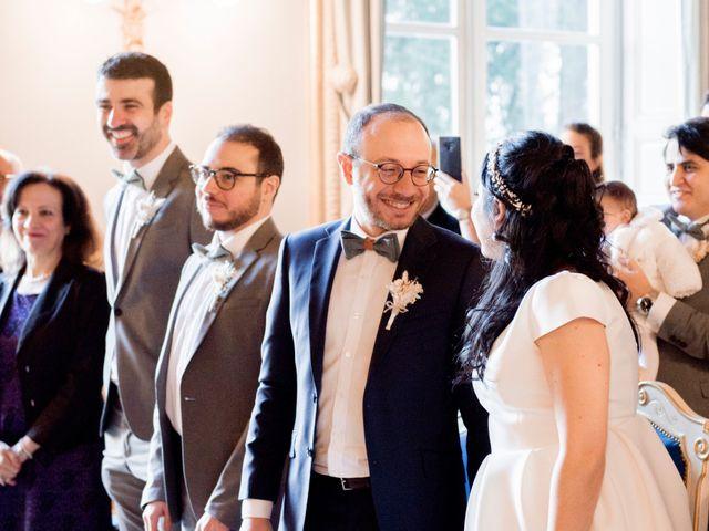 Le mariage de Yaya et Miriam à Paris, Paris 1