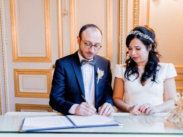 Le mariage de Yaya et Miriam à Paris, Paris 9