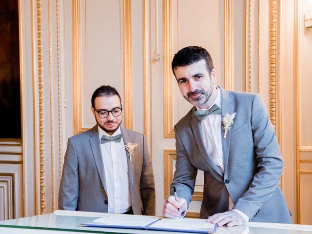 Le mariage de Yaya et Miriam à Paris, Paris 11