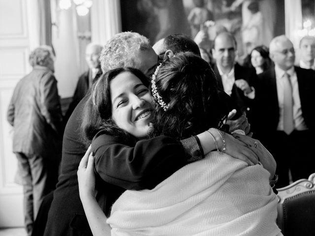 Le mariage de Yaya et Miriam à Paris, Paris 12