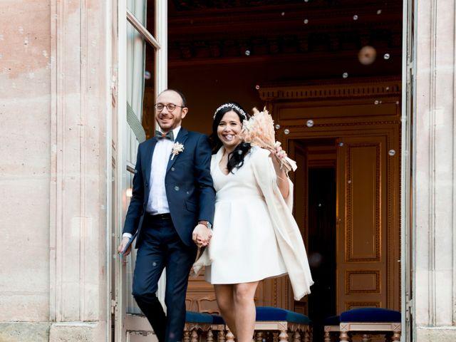 Le mariage de Yaya et Miriam à Paris, Paris 13