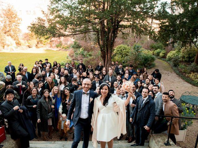 Le mariage de Yaya et Miriam à Paris, Paris 14