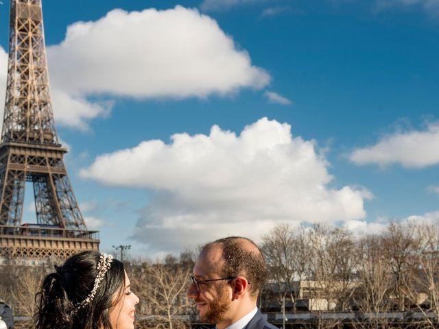 Le mariage de Yaya et Miriam à Paris, Paris 2