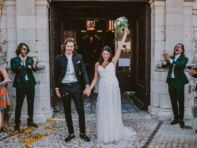 Le mariage de Mathilde et Corentin