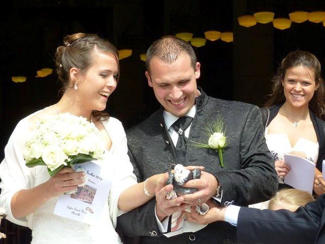 Le mariage de frédéric  et céline à Merville, Nord 3