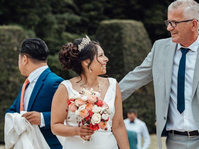 Le mariage de Kevin et Grace à Vic-sur-Aisne, Aisne 21
