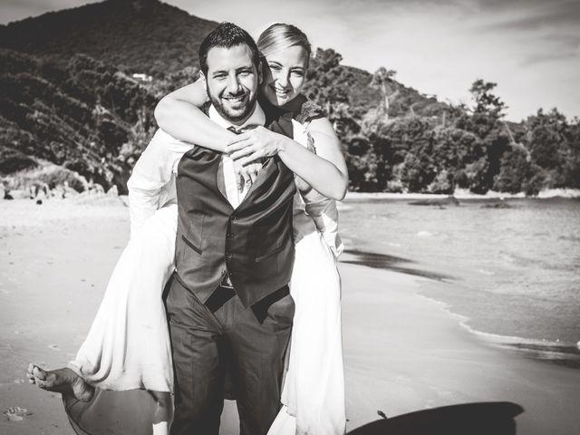 Le mariage de Jean-Noel et Letizia à Ajaccio, Corse 1
