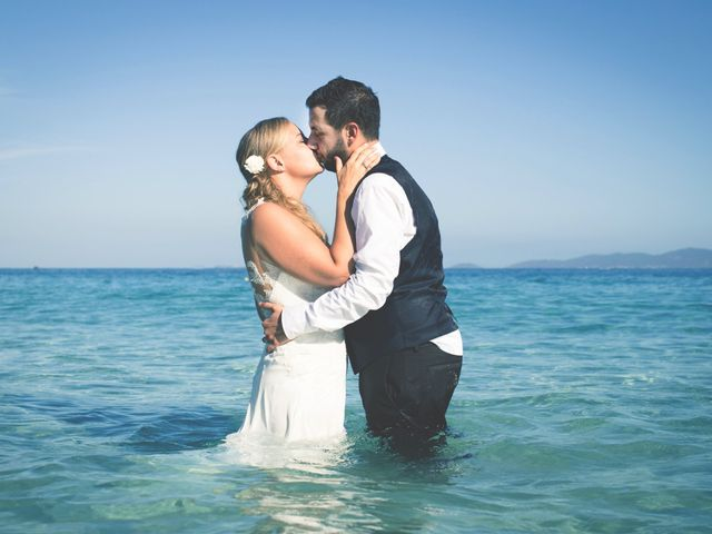 Le mariage de Jean-Noel et Letizia à Ajaccio, Corse 4
