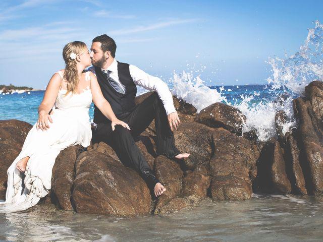 Le mariage de Jean-Noel et Letizia à Ajaccio, Corse 5