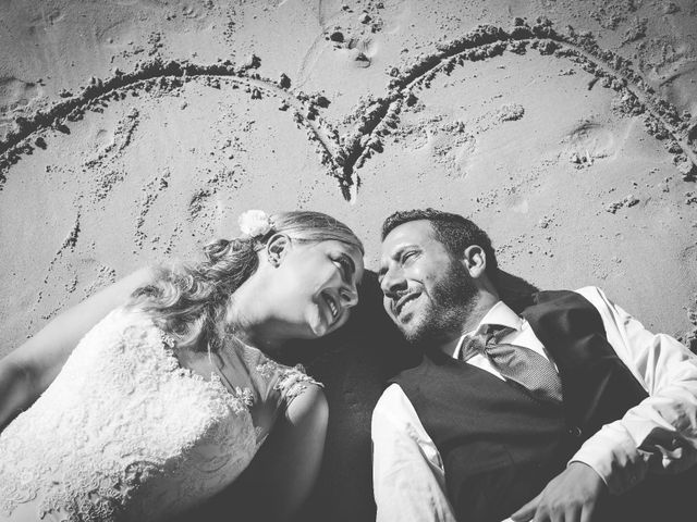 Le mariage de Jean-Noel et Letizia à Ajaccio, Corse 7