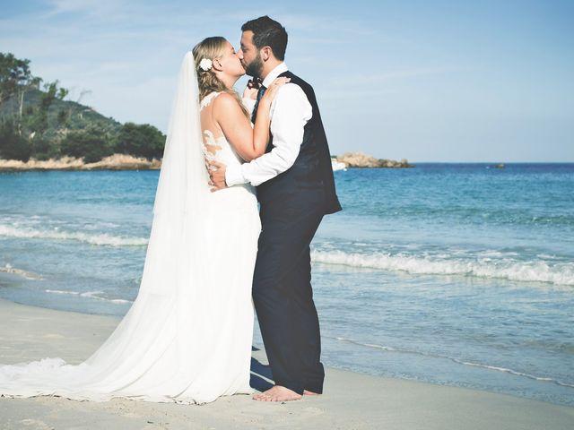 Le mariage de Jean-Noel et Letizia à Ajaccio, Corse 9
