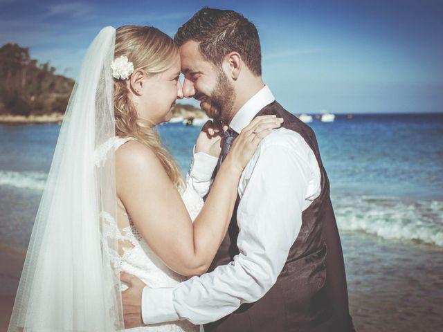 Le mariage de Jean-Noel et Letizia à Ajaccio, Corse 10