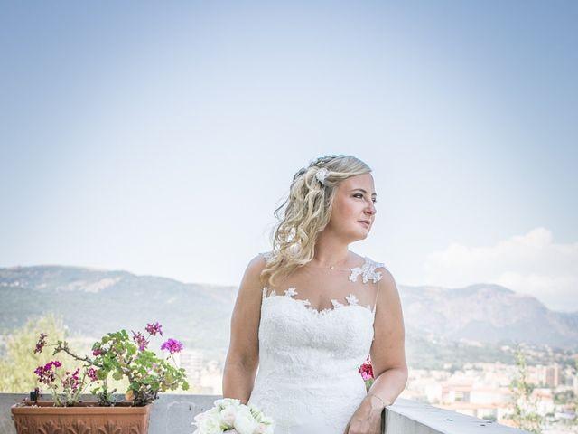 Le mariage de Jean-Noel et Letizia à Ajaccio, Corse 15