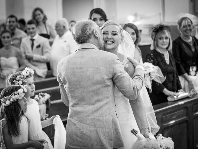 Le mariage de Jean-Noel et Letizia à Ajaccio, Corse 16
