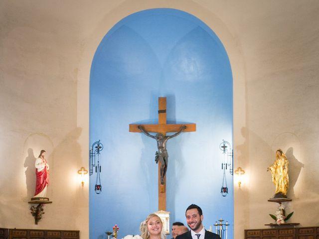 Le mariage de Jean-Noel et Letizia à Ajaccio, Corse 19