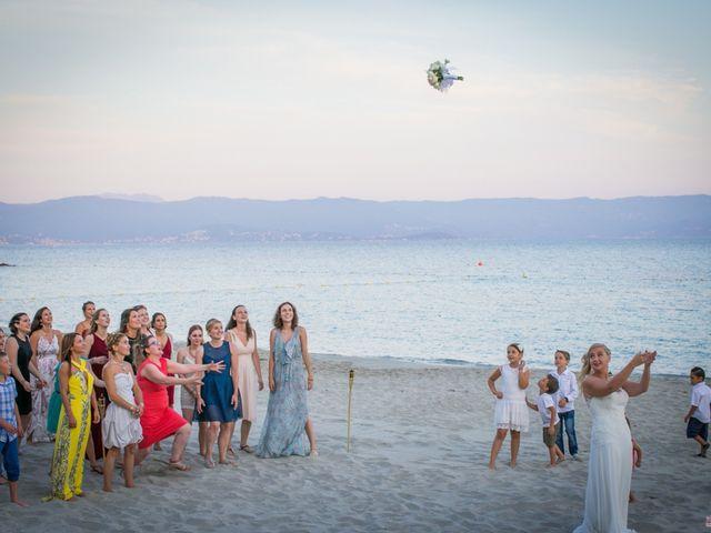 Le mariage de Jean-Noel et Letizia à Ajaccio, Corse 27