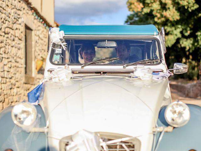 Le mariage de Amaury et Yuna à Saint-Jean-du-Bruel, Aveyron 14
