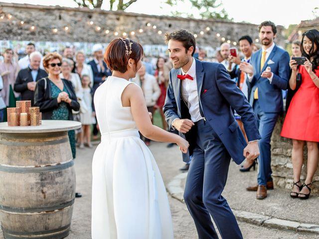 Le mariage de Amaury et Yuna à Saint-Jean-du-Bruel, Aveyron 15