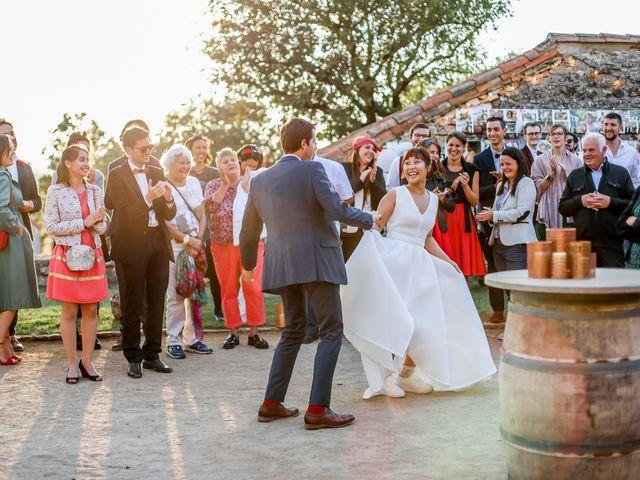 Le mariage de Amaury et Yuna à Saint-Jean-du-Bruel, Aveyron 16
