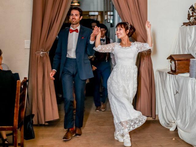 Le mariage de Amaury et Yuna à Saint-Jean-du-Bruel, Aveyron 18