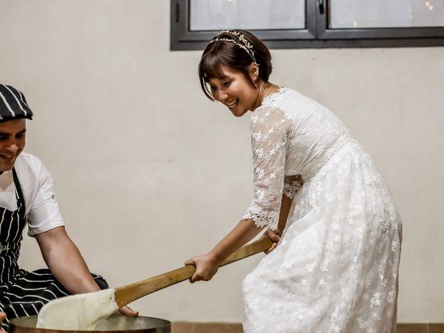 Le mariage de Amaury et Yuna à Saint-Jean-du-Bruel, Aveyron 20