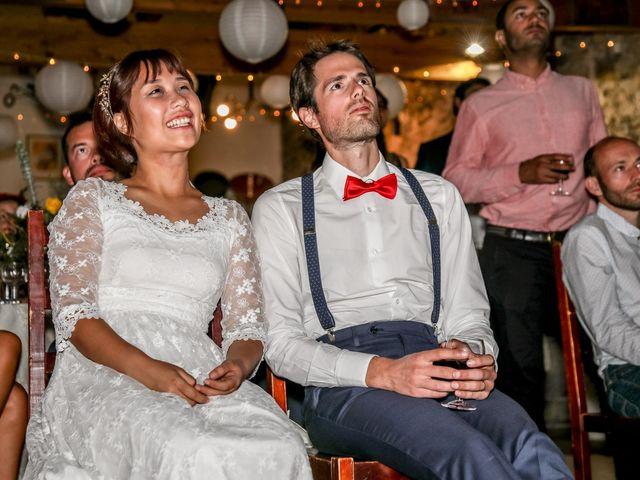Le mariage de Amaury et Yuna à Saint-Jean-du-Bruel, Aveyron 21